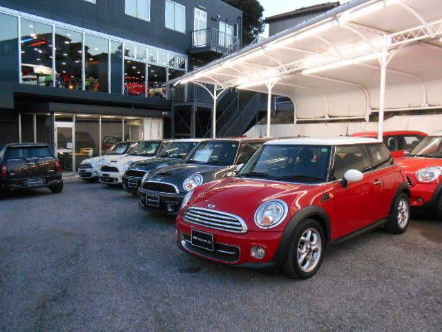 Motoren Glanz MINI NEXT 柏(3枚目)