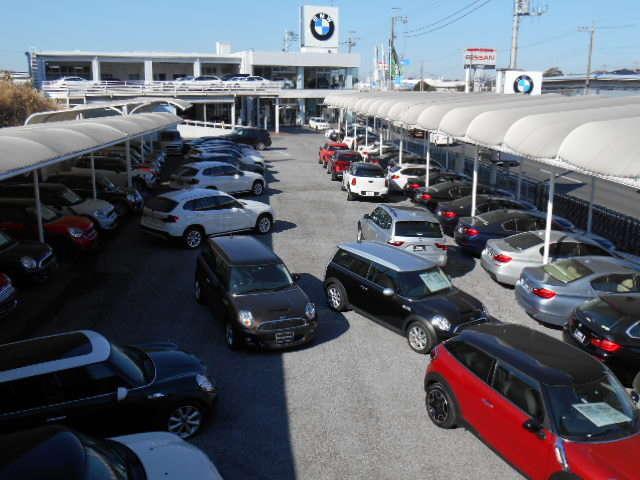 「千葉県」の中古車販売店「Motoren Glanz BMW BMW Premium Selection 柏」