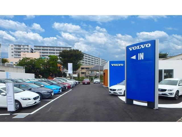 VOLVO SELEKT 大田・川崎アプルーブドカーセンターの店舗画像