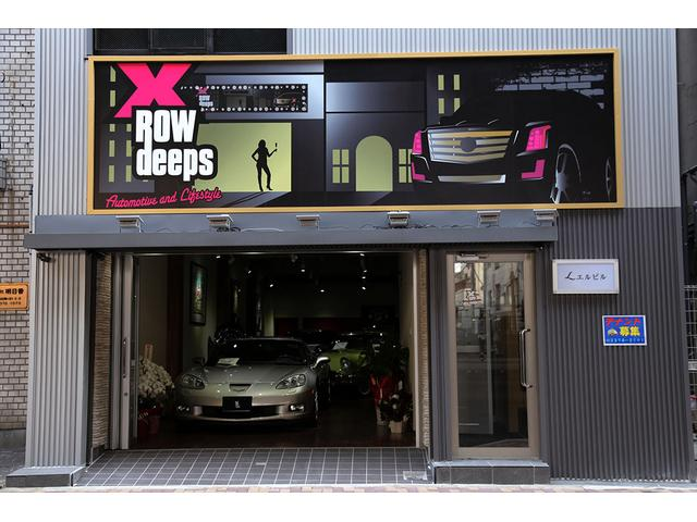 X Row Deeps (株)エックスローディープス(1枚目)