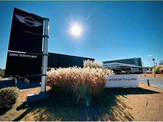 日本最大級規模の BMW/MINI ショールームとしてオープンいたしました。