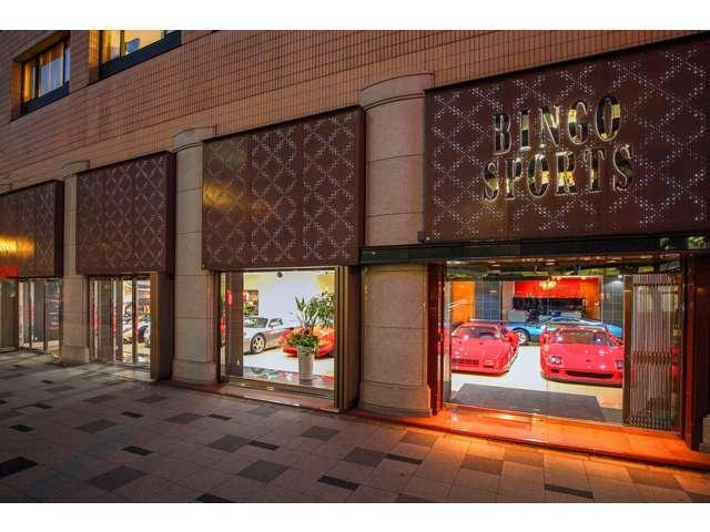 BINGO SPORTS 東京ショールームの店舗画像