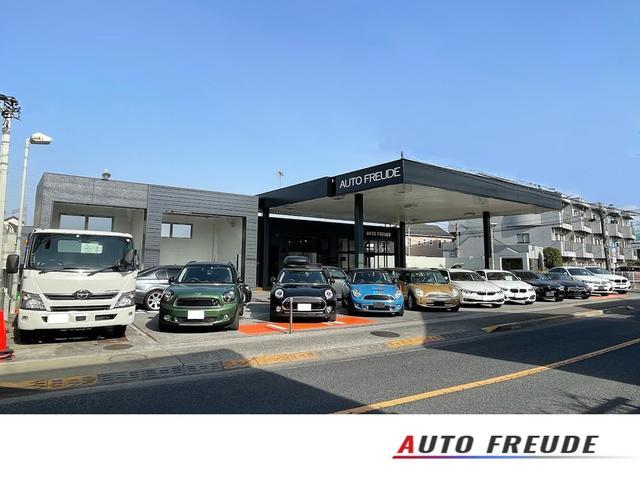 BMWディーラー下取車を中心に、良質なコンディションのお車のみを厳選してお届けしております。