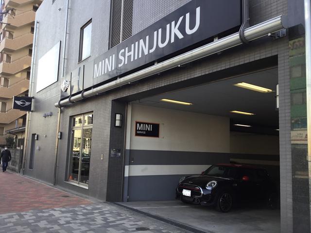 MINI NEXT新宿 ウイルプラスモトーレン(株)(3枚目)