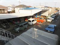 埼玉県八潮市のファーストガレージです。作業中が多い為ご来店の際は事前にご連絡ください。