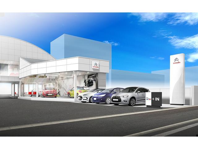 プジョー・シトロエン浜松の店舗画像