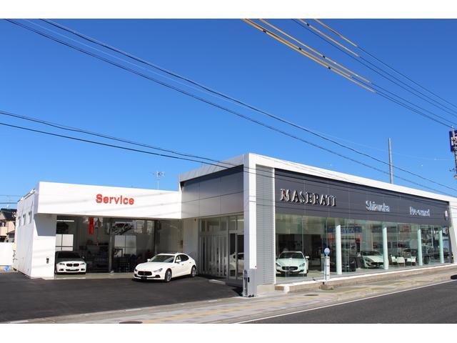 マセラティ浜松 静岡プレオウンドカーセンターの店舗画像