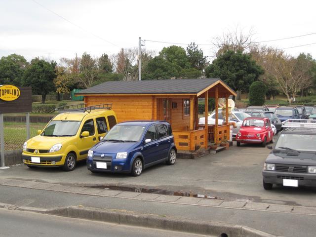 ガレージトポリーノの店舗画像
