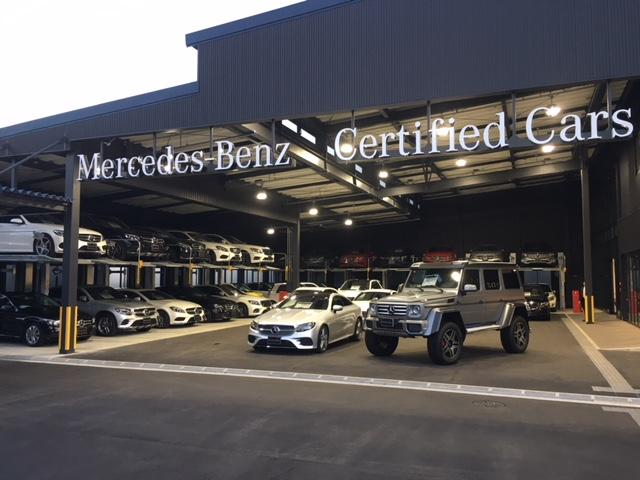 メルセデス・ベンツ伊丹サーティーファイドカーセンター(2枚目)
