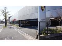 ポルシェセンター京都 認定中古車センター