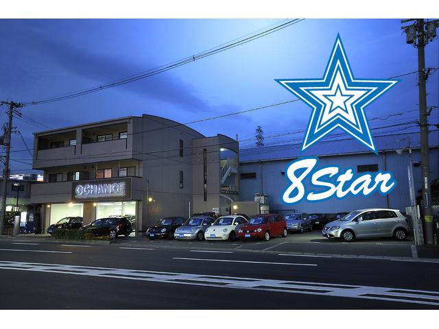 car freemarket CHANGE フォルクスワーゲンこだわりのお店 東大阪店 8STAR(株)