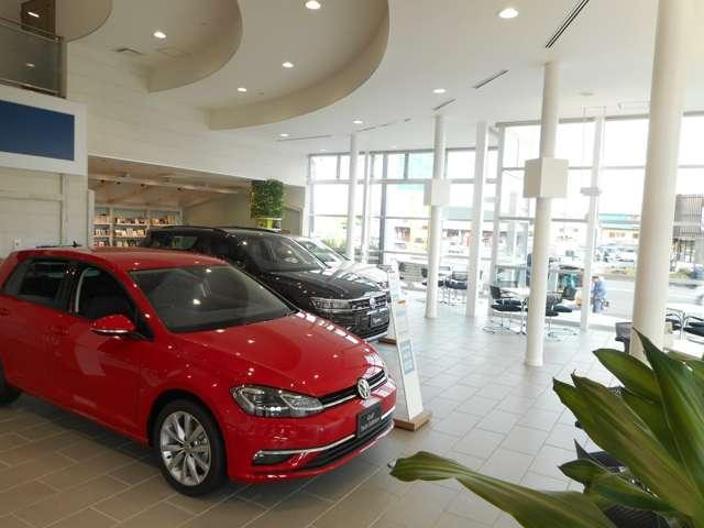 Volkswagen宇治 株式会社ファーレン京都(4枚目)