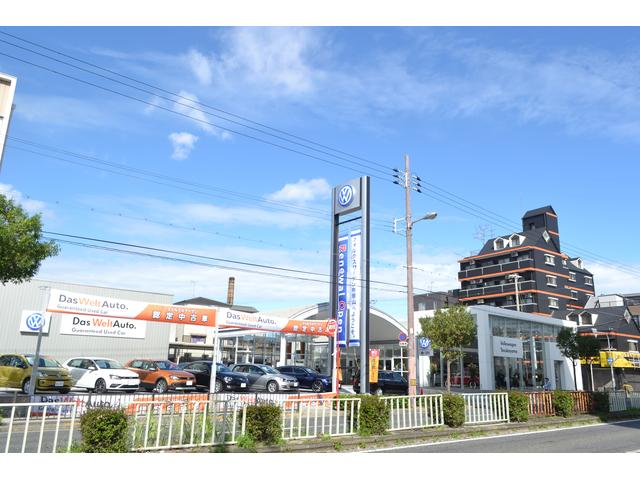 【Volkswagen帝塚山】大阪市住吉区万代6丁目9−2TEL06−6673−7755