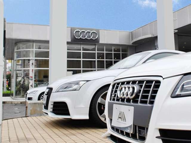 Audi滋賀 株式会社ファーレン滋賀の店舗画像
