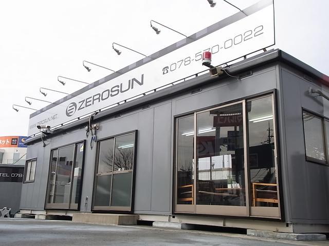 楽しいカーライフをサポートする為に、ZEROSUN神戸西は高い技術力でサービスを行います。