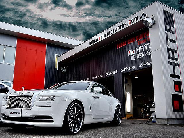 フェラーリ・Maseratiなどのインポートブランドを中心にラインアップ。LEXUSもお任せ下さい。