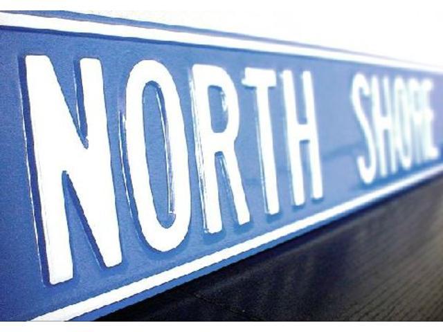 North Shore 。サーファーにとっては「聖地」とも言われるハワイ(オアフ島)北部の地名です