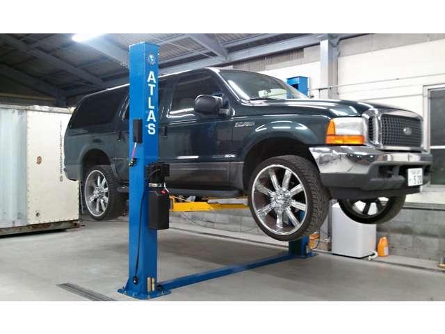 車検、整備、点検、修理、タイヤ交換…何なりとご用命ください!ぜひお近くを通られて発見していただけ