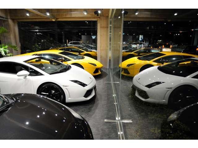 ようこそW Motor Sportへ!人生を変える輸入車をメインにショールームに展示しております!