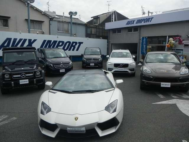 AVIX IMPORT 大阪東店 (株)cantera ヤナセ販売協力店(1枚目)