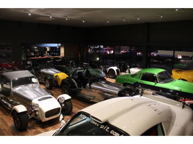 LOTUS福岡/ケータハム福岡/モーガンカーズ福岡 (株)UK SPORTS CARS(2枚目)