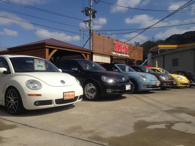 VW BEETLE SHOP REN