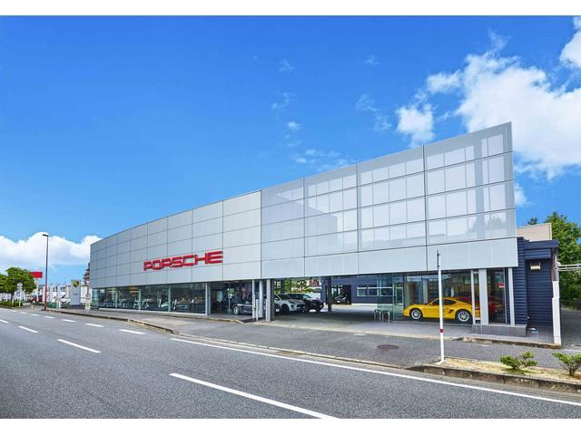 ポルシェセンター熊本の店舗画像