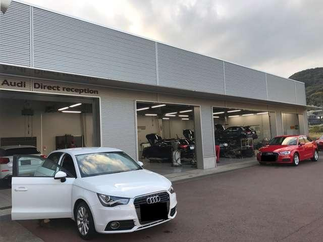 Audi Approved Automobile 長崎(3枚目)