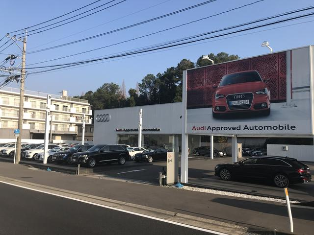 Audi Approved Automobile 長崎(4枚目)