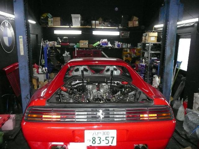 整備実施 認証工場(第1−6969号)各種点検・修理・車検承ります。