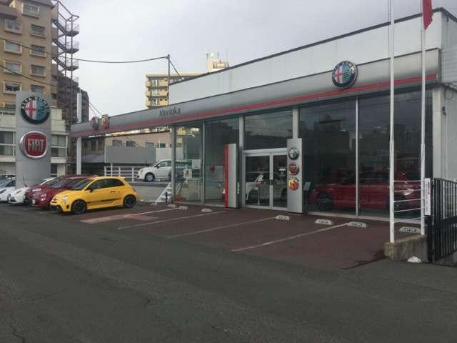 アルファロメオ盛岡・フィアット/アバルト盛岡の店舗画像