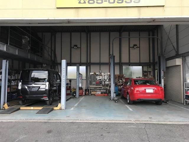 車検・点検・一般整備・修理・車両販売・買取・自動車保険などお車に関することは全てご相談下さい。